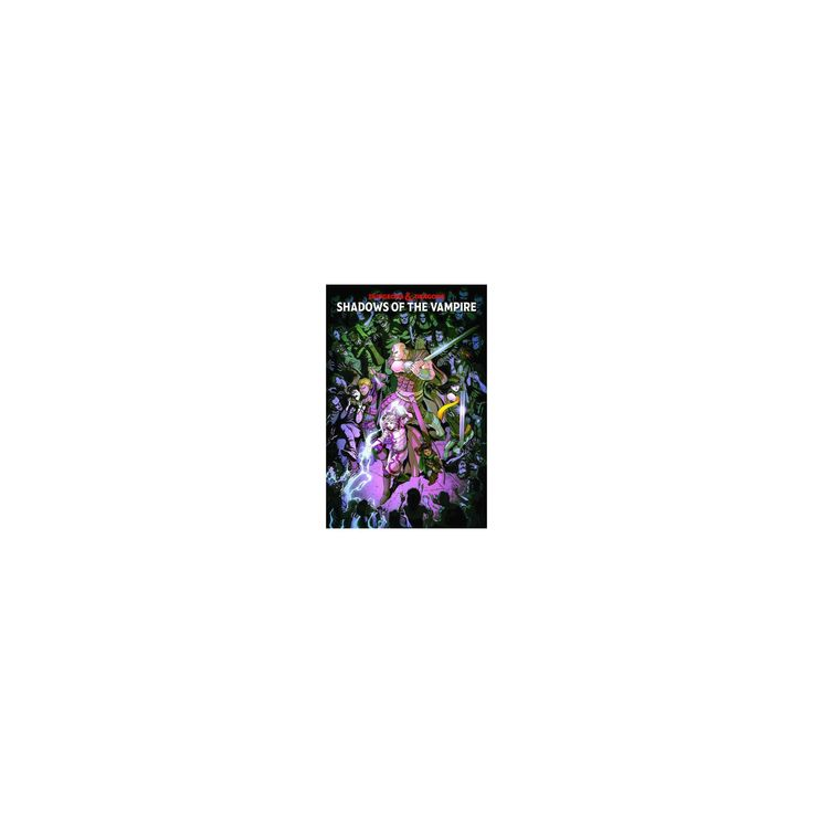 Dungeons & Dragons : Shadows of the Vampire (Paperback) (Jim Zub)