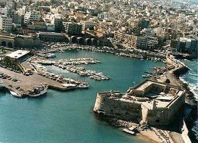 Heraklion... My home town