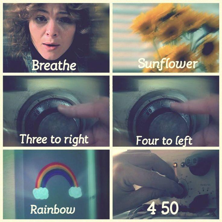 Respire, girassol,teria pra esquerda ,quatro pra direita,arco íris,450
