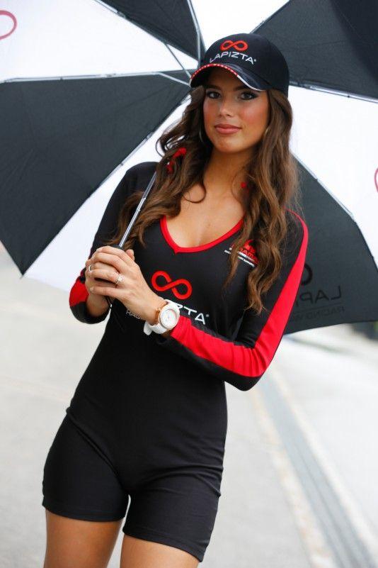 Gadis Payung MotoGP Amerika