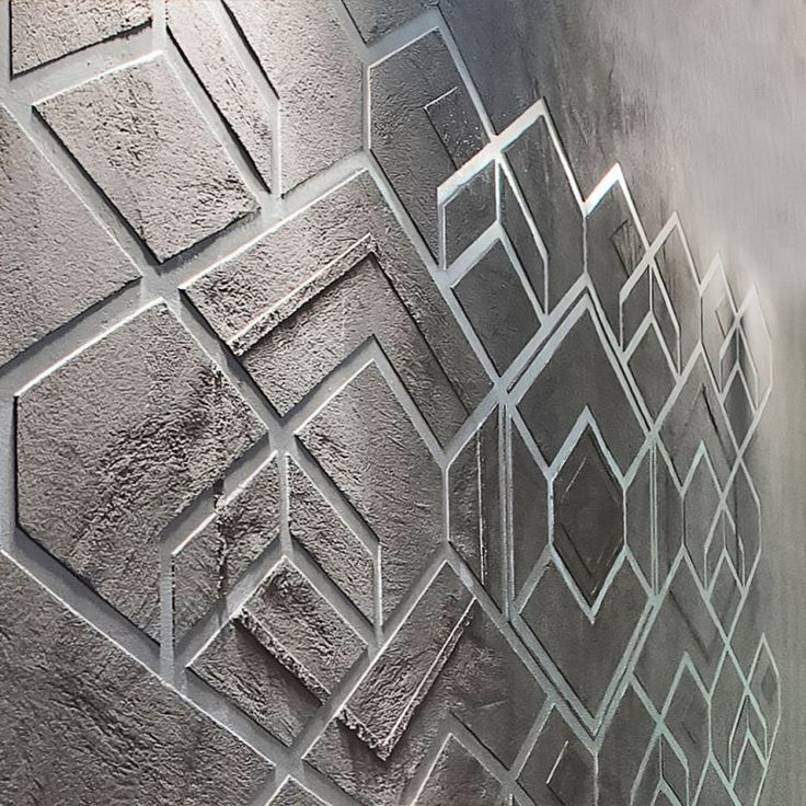 Wall Design Plaster : Best images about concrete effect wall finishes using