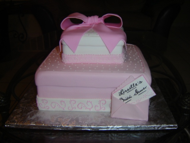 82 best Bridal shower Cakes images on Pinterest Bridal shower