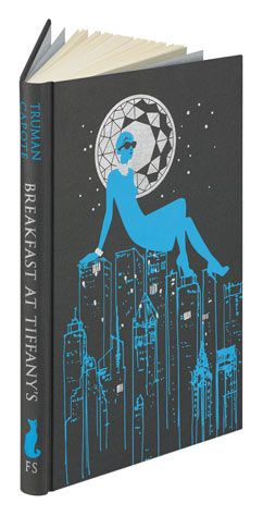 BREAKFAST AT TIFFANY'S by Truman Capote. Capote's enchanting New York novella, Illustrated by Karen Klassen and introduced by Jay McInerney. The Folio Society.