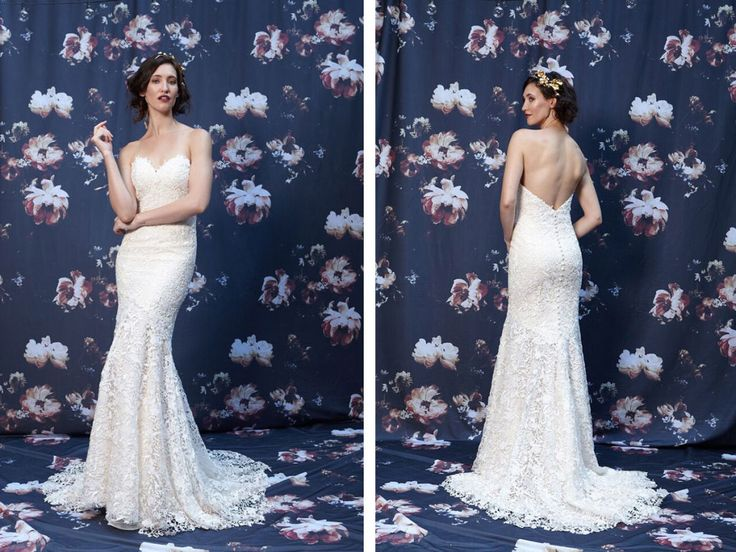 20 best Rustic Bride images on Pinterest | Wedding frocks ...