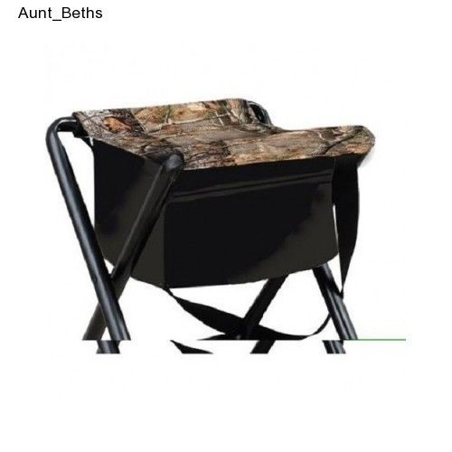 Dove Stool Hunting Chair Folding C& Seat Blind Camo Realtree Portable Seats  sc 1 st  Pinterest & 139 best Awesome Ebay Finds images on Pinterest | Archery targets ... islam-shia.org