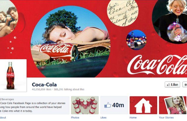 Facebook Timeline for Brands - The Complete Guide (from Mashable): Coca Cola, Marketing, Social Media, Cover Photos, Facebook Timeline, Cocacola, Socialmedia
