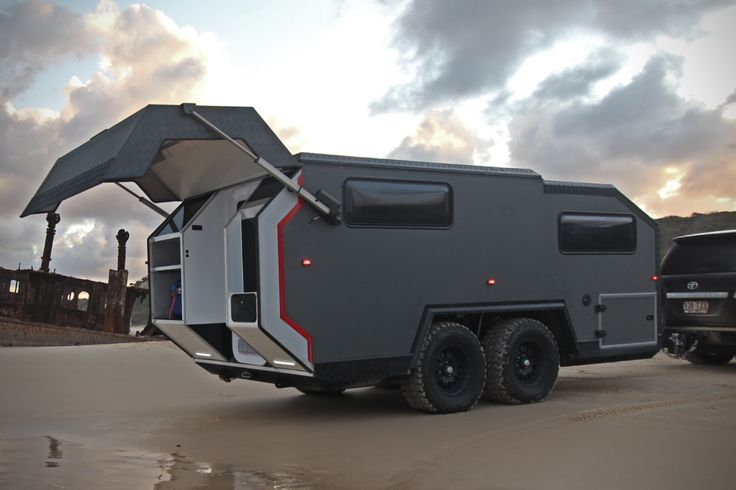 Bruder Exp-6 Expedition Trailer | HiConsumption