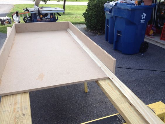 Home Built Truck Bed Slide - The Garage Journal Board