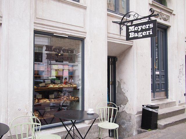 Meyers Bageri [Jægersbrogade, Nørrebro, Copenhagen, 9 Jægersborggade; 45/2510-1134