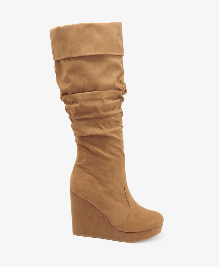 forever 21 wedge boots shoes high