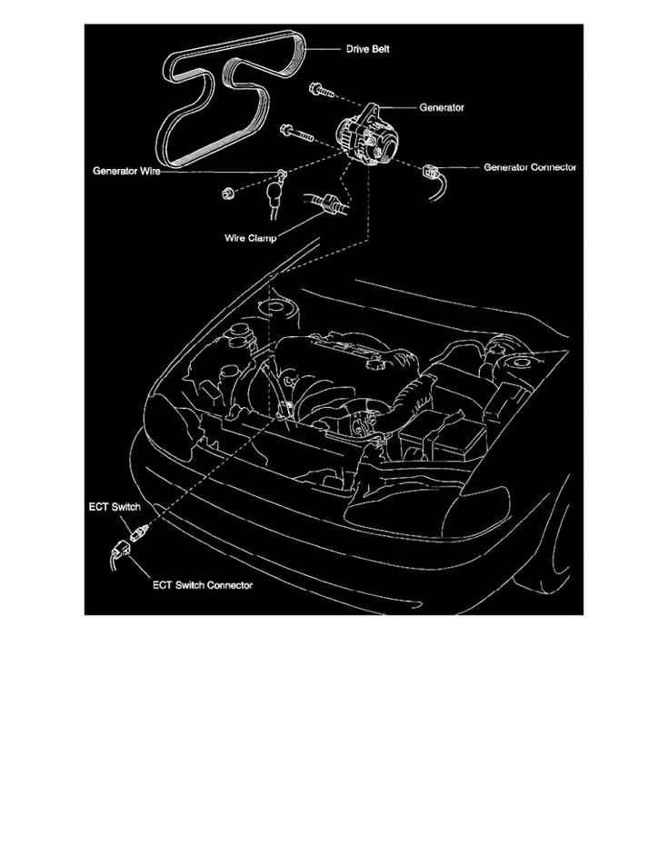 Diagram Engine Toyota Corolla Sedan Di 2020
