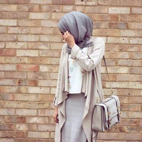 Hijab style ❤❤❤ by ♔ ♏︎Ĭ kα ♔ | We Heart It