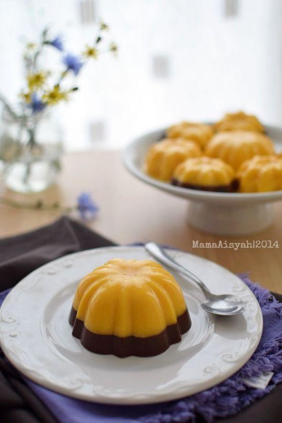 {scroll down for recipe in English}        Bismillah..  Labu kuning lagii...eheheu, mudahan belom pada bosen yah  Kali ini labu ku...