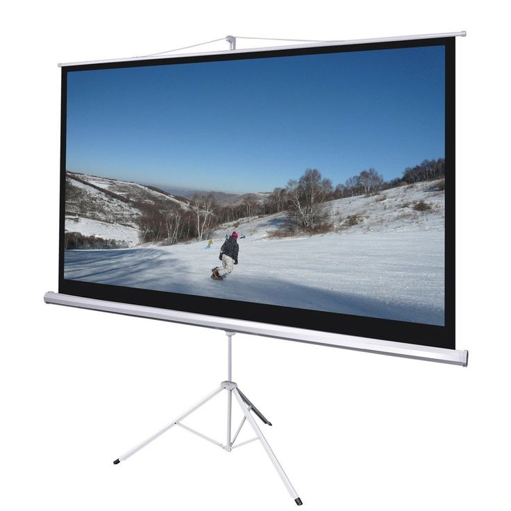 Best 25 Projector Screen Stand Ideas On Pinterest