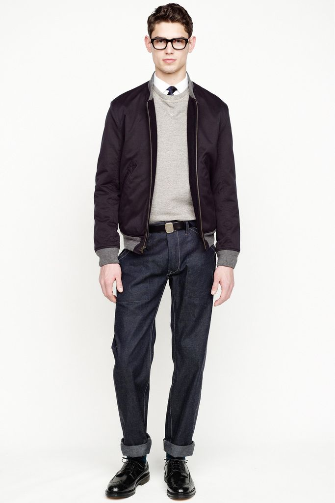 Our Wallace & Barnes bomber.