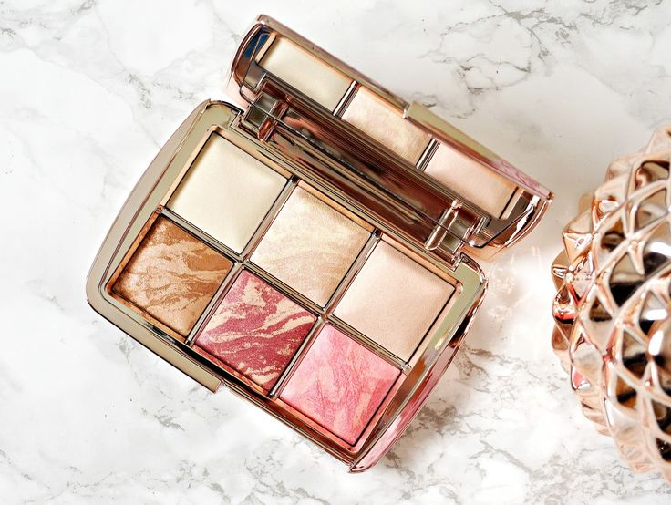 Giveaway, Hourglass, Ambient Lighting Edit, Blush, Bronzer, Highlighter, Review