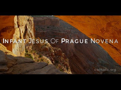 Infant Jesus of Prague Novena Prayer  HD