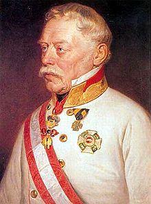Josef Wenzel Radetzky von Radetz – Wikipedia