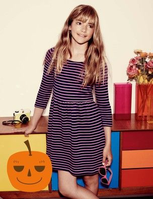 I've spotted this @BodenClothing Stripe Skater Dress