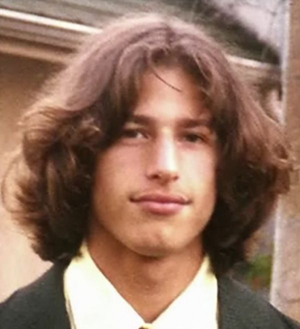 Andy Samberg in youth
