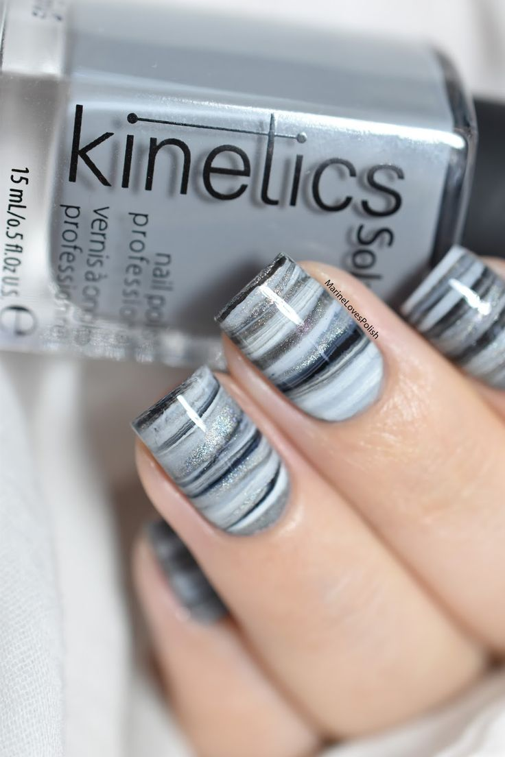 25  best ideas about grey nail designs on pinterest