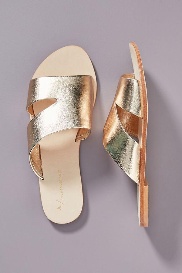 Gold Sandals | Women shoes, Womens