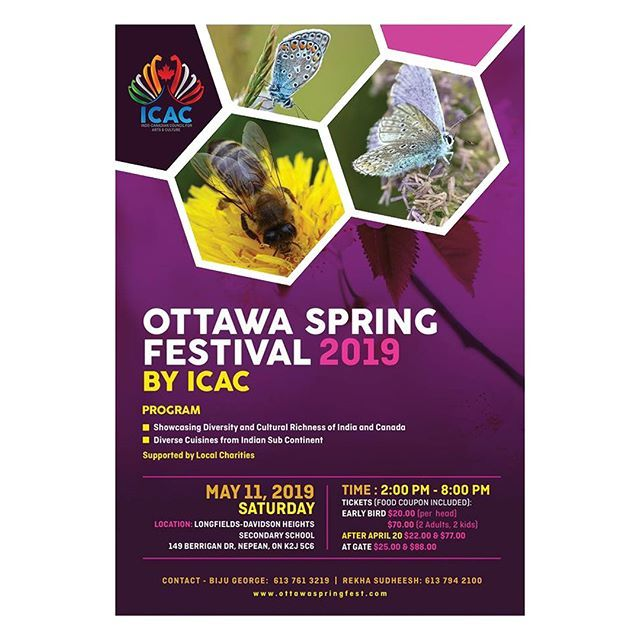 Today Come See Us At The Ottawaspingfestival Cultural Dance Instagram Spring Festival