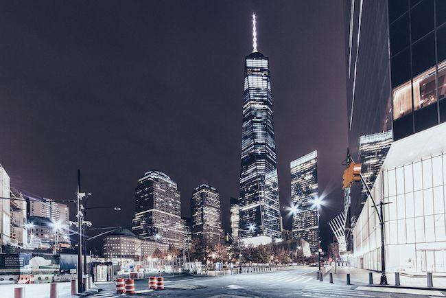 02 -Desert in New York - One World Trade Center - Thanksgiving 2016 © Genaro Bardy
