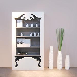 :: Mod Baroque Bookcase ::