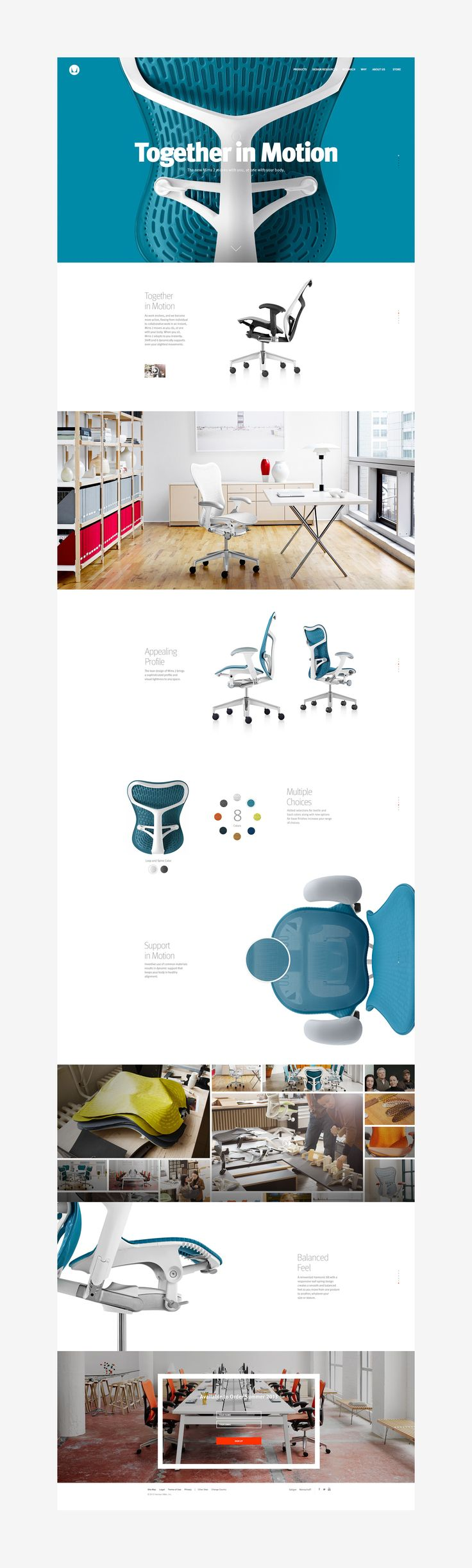 191 best Landings One Page Design images on Pinterest Web
