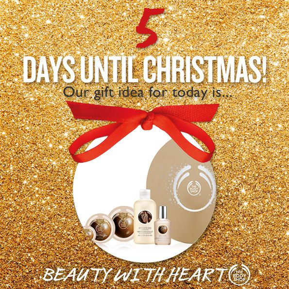 5 days till Christmas!