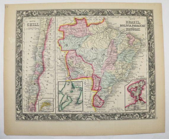 Best Wedding Gifts Under 100: Best 25+ Uruguay Map Ideas On Pinterest