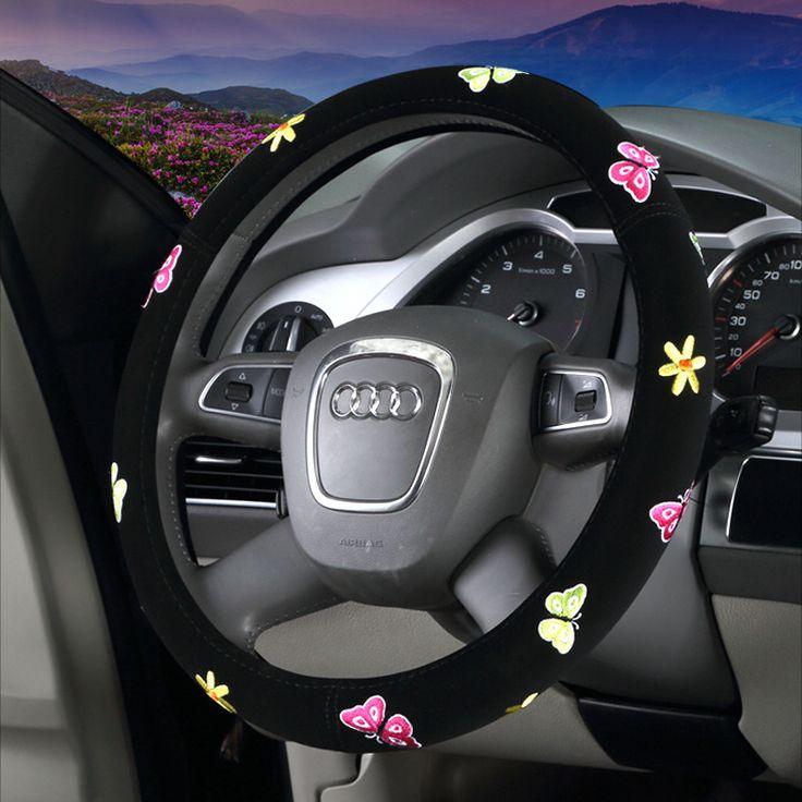 Купить товарЭксклюзивные вышивки женский руль комплект мультфильм милый автомобиль , чтобы установить бесплатная доставка в категории Чехлы для руля управленияна AliExpress.   [Xlmodel]-[Продукты]-[25172]   Наиболее популярные         2015 Новый мультфильм автомобиль рулевое колесо наборы милы