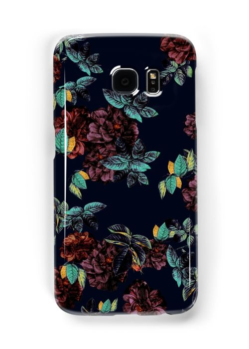Samsung Galaxy Cases & Skins Roses Garden by talipmemis