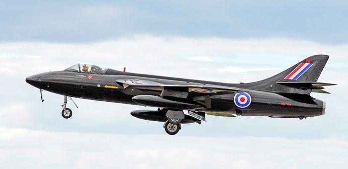 FGA9 Hawker Hunter