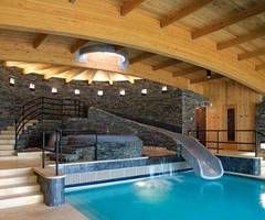 an extravagant vermont vacation house pool - Big Houses With Pools With Slides