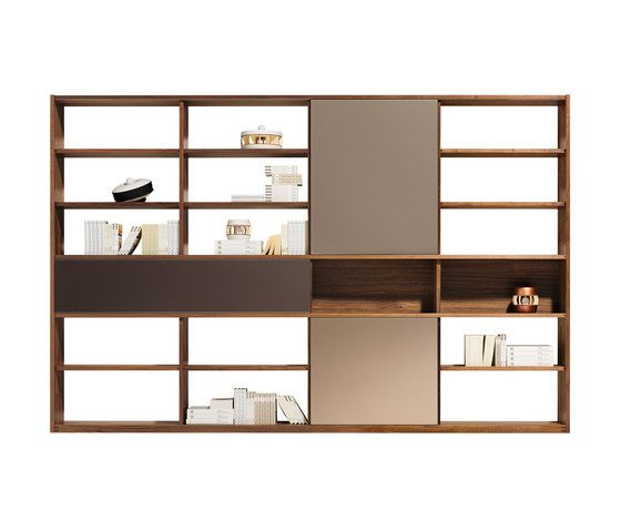 shelving systems cubus library team 7 check it out