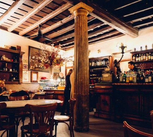 best bars in rome