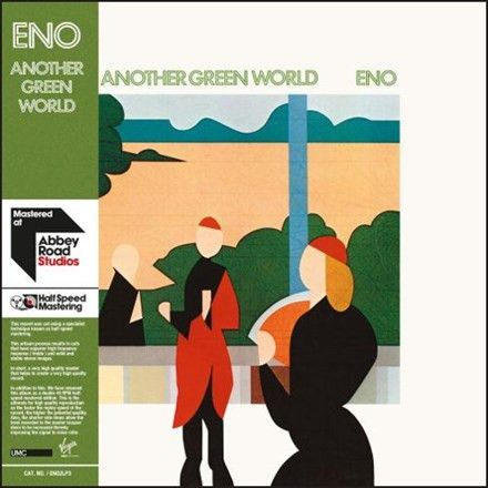 Brian Eno - Another Green World 180g Vinyl 45RPM Vinyl 2LP August 4 2017 Pre-order