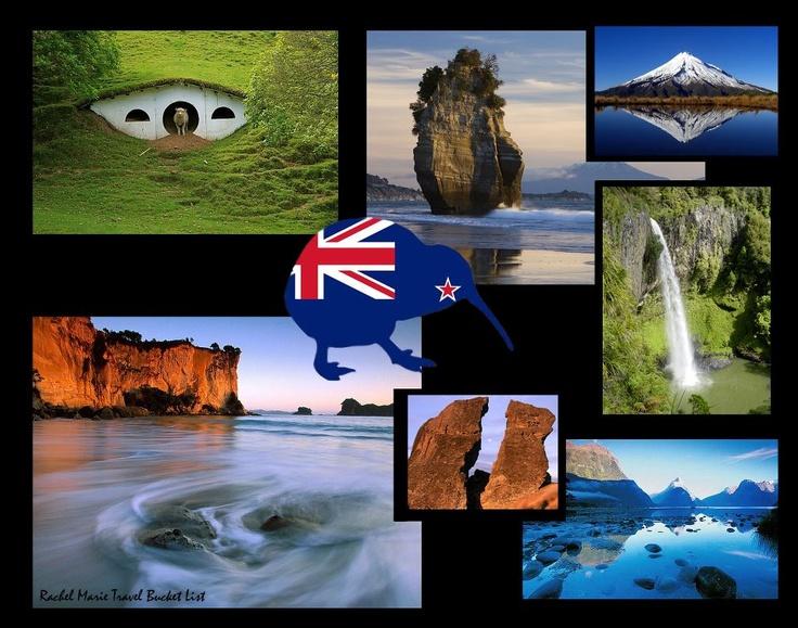 New Zealand Travel Bucket List