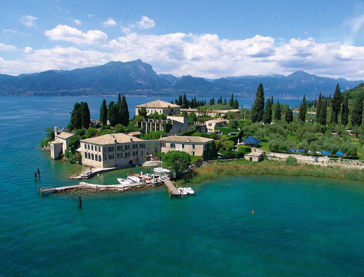 This hotel sits on the stunning Lake Garda, the restaurant focuses on seasonal and locally-sourced ingredients, and its close to Verona, one of the cultural hearts of Italy.