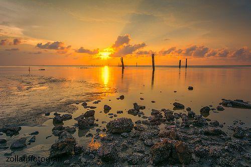 Sekinchan Sunset