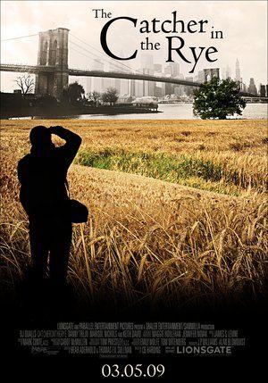 The catcher in the Rye. Het boek is van J. D. Salinger.