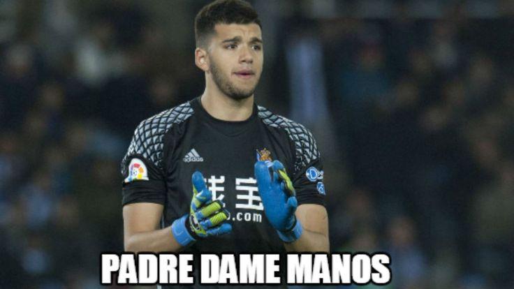 Los mejores memes del Real Madrid vs Real Sociedad