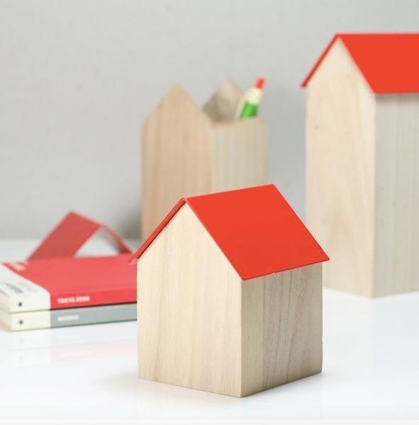 scandinavian storage house