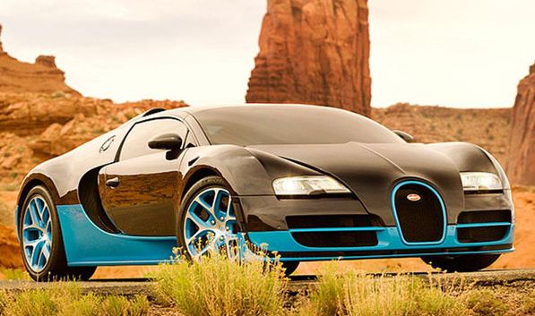 Epic! Watch the Bugatti Veyron in action in the NEW Transformers 4 trailer. Click to view!