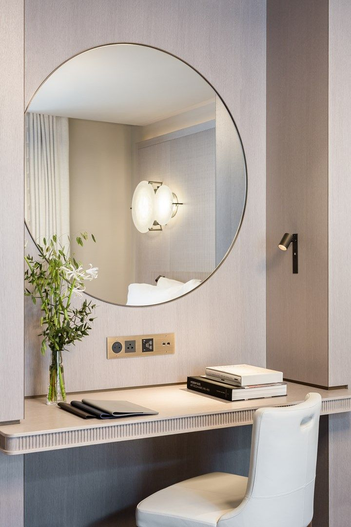 Hotel Lutetia in Paris: a new project for Lema Contract The refurbishment project by Jean-Michel Wilmotte