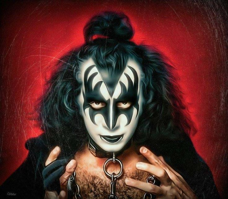 Kiss Band Without Makeup: 3791 Best Rock N´ Roll \m/ Images On Pinterest