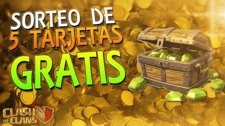 Sorteo de 5 Tarjetas de 10$ GRATIS | #YoPorMisGemasMato