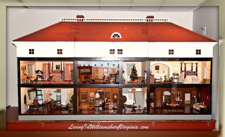 17 best images about tasha tudor 39 s dollhouse on pinterest for Williamsburg craft house catalog